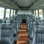 Executive Bus Interior 1